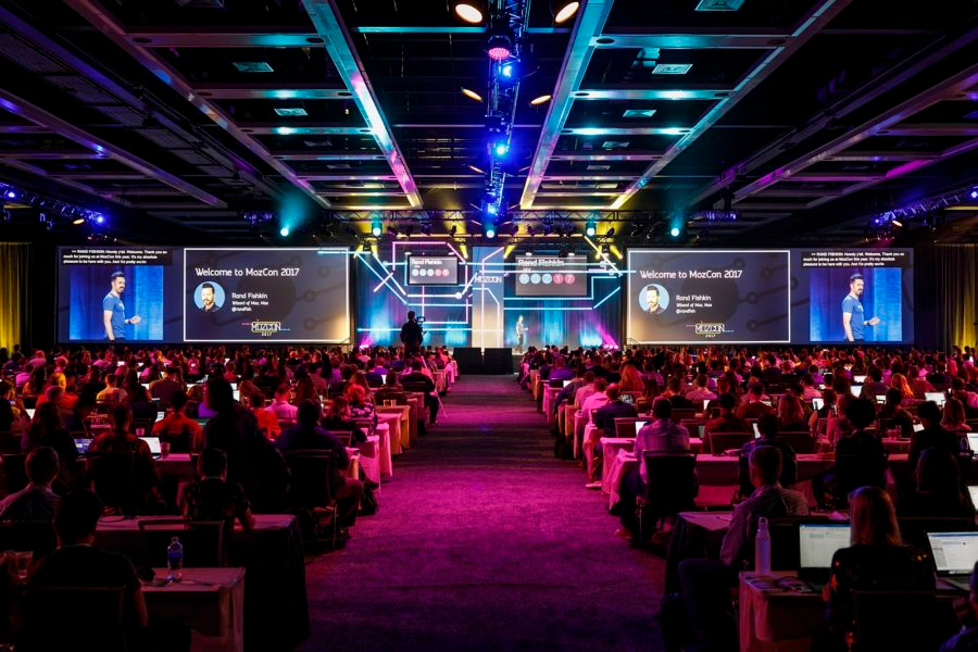 Mozcon Marketing Conference