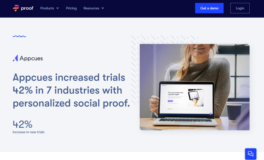 Social Proof For SaaS