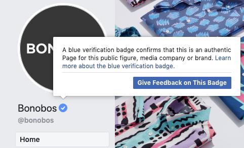 Bonobos badge
