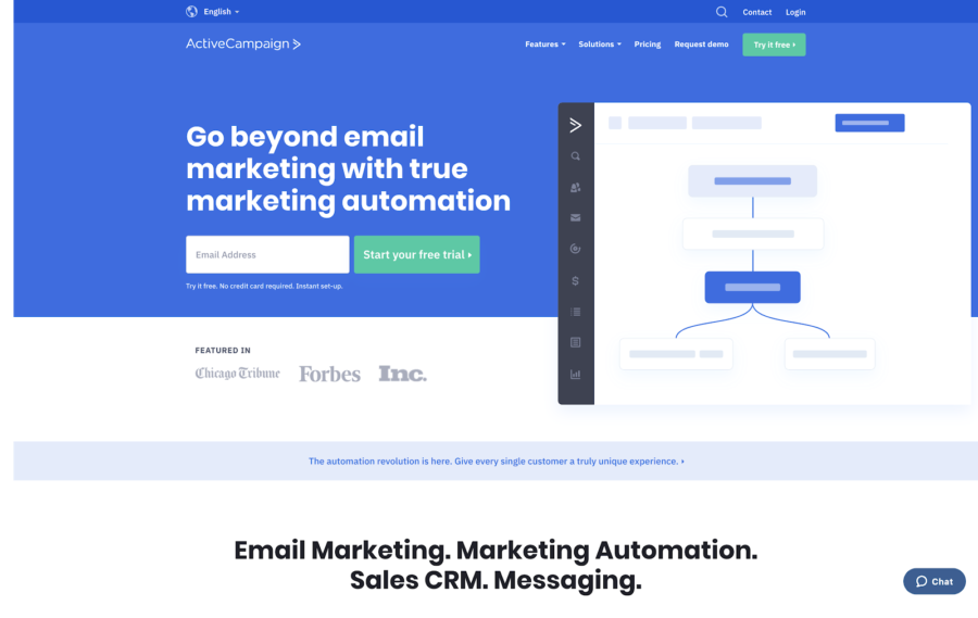 activecampaign automation software