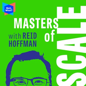 Masters of Scale Marketing Podcast