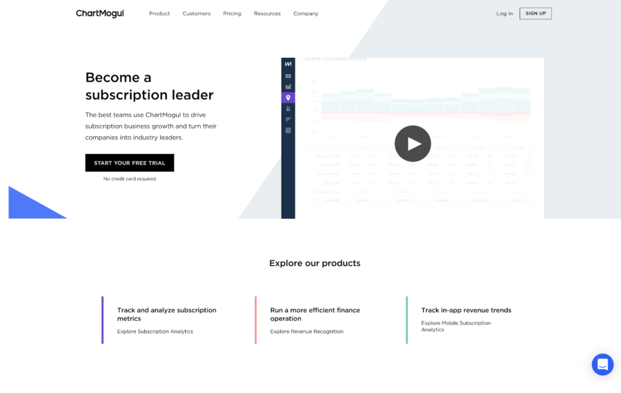 Chartmogul growth hacking tools